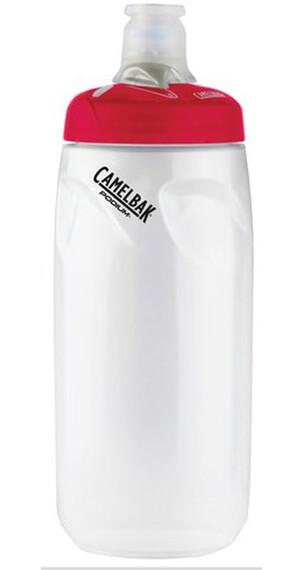 CamelBak Podium Trinkflasche 620ml crimson/logo